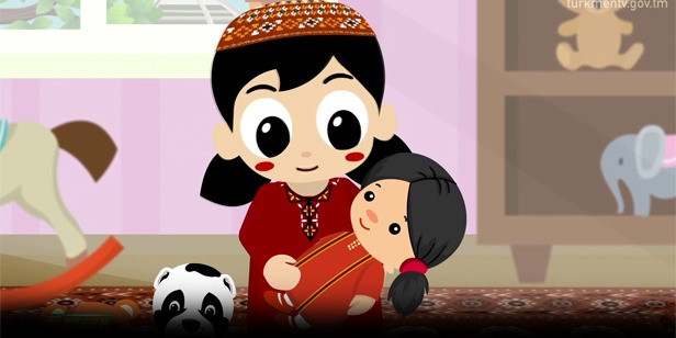 turkmen multfilm