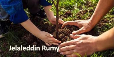 Jelaleddin Rumy, Rumy, Hekaya, Turkmen hekaya, Bag ekmek,